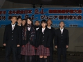 2016年11月 全日本空道ジュニア選手権