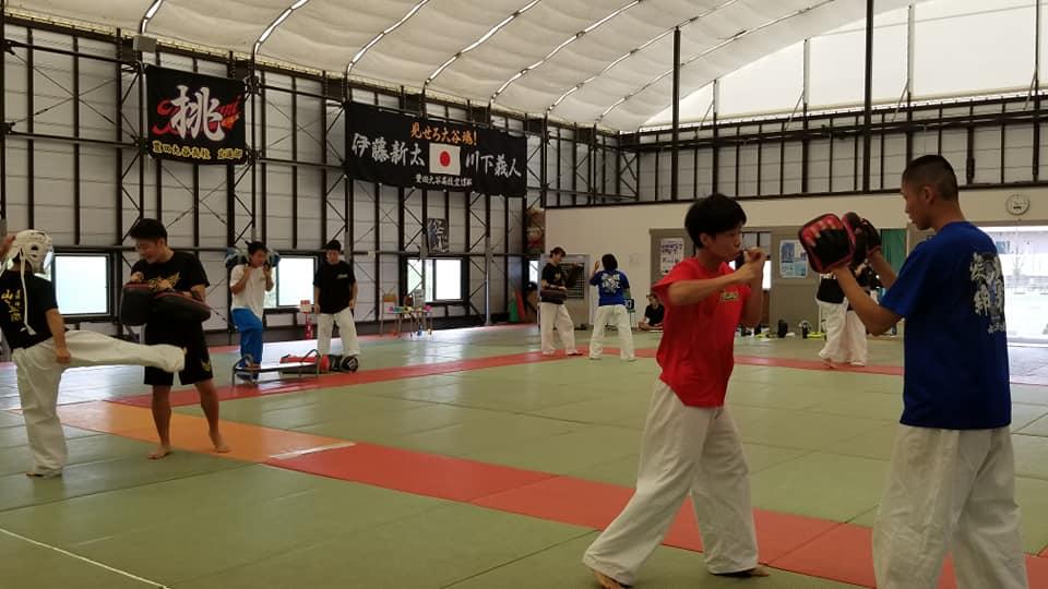練習の様子2