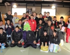 2012年12月 昇級・稽古納め・クリスマス会