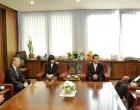 2014年4月 市長訪問