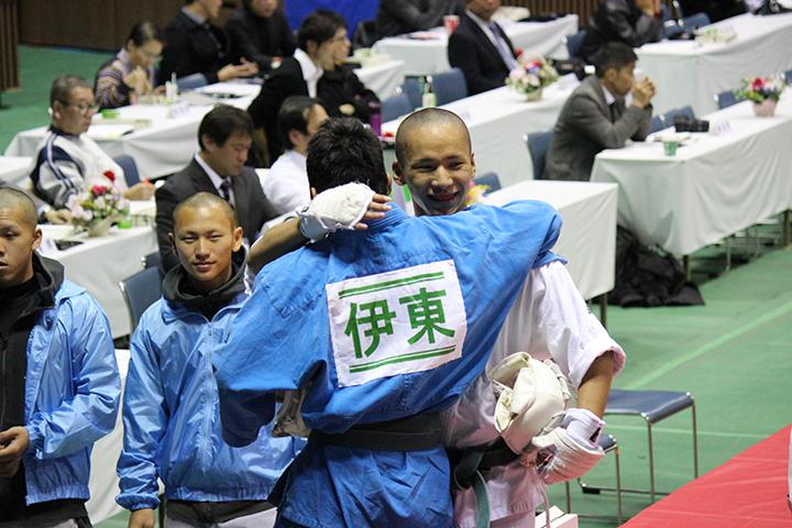 全日本空道ジュニア選手権大会の写真