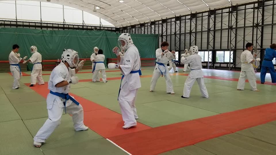 練習の様子4